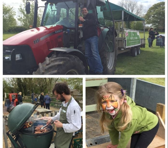 Another wonderful Spring Open Day!