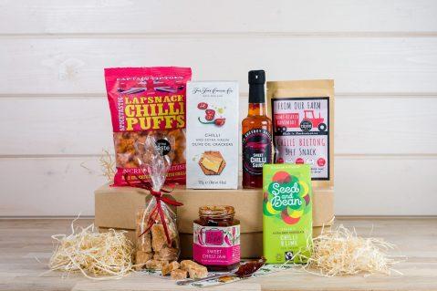 Chilli Lovers Gift Box