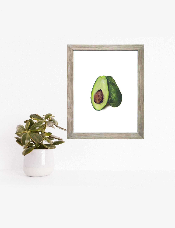 avocado print