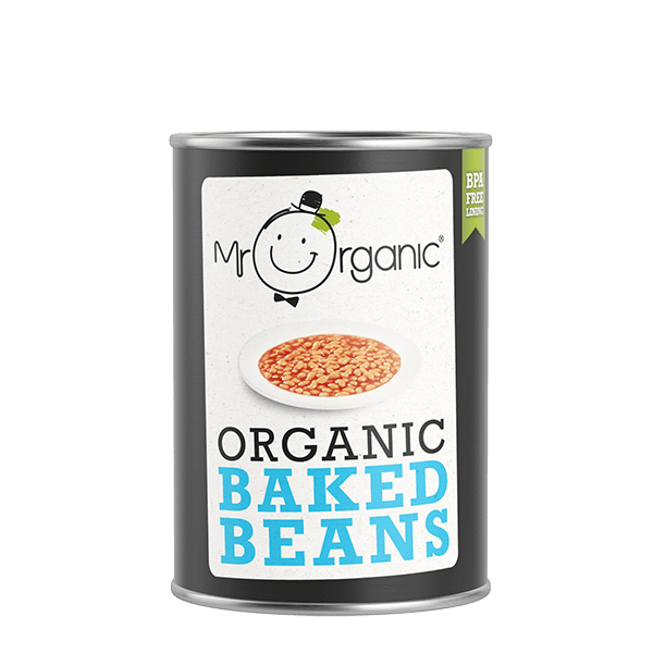 Tinned Baked Beans 400g