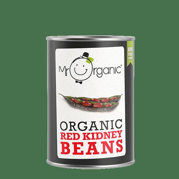 Tinned Red Kidney Beans 400g