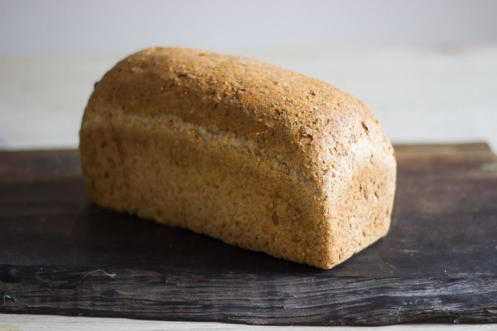 Three Seed Wholemeal Bread Sliced 800g