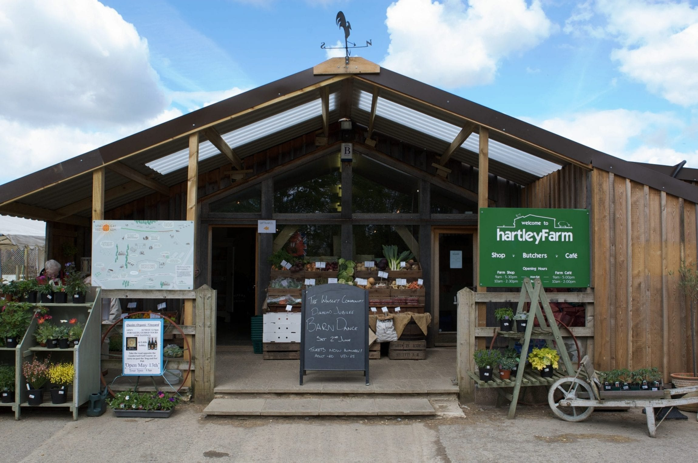 Hartley Farm Shop