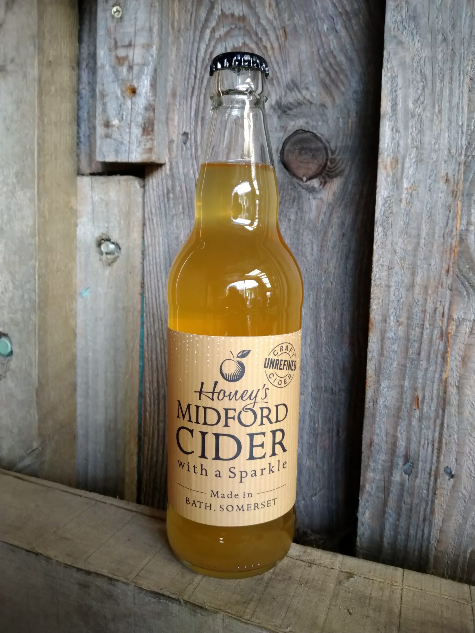 unrefined cider