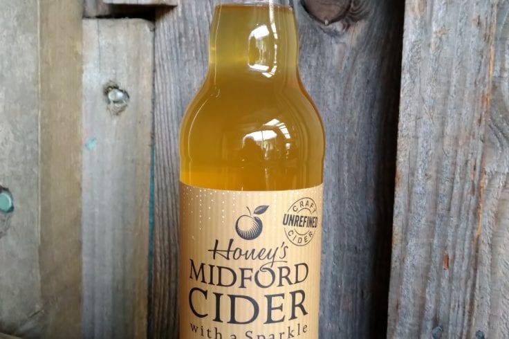 unrefined cider