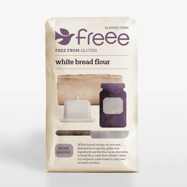 Gluten Free White Bread Flour (1kg)
