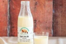 Organic Milk & Cream