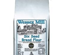 six seed bread flour