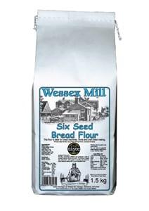 six seed bread flour