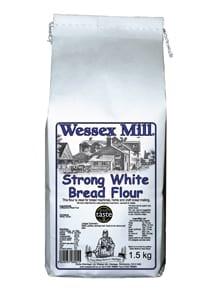 Strong White Bread Flour (1.5kg)