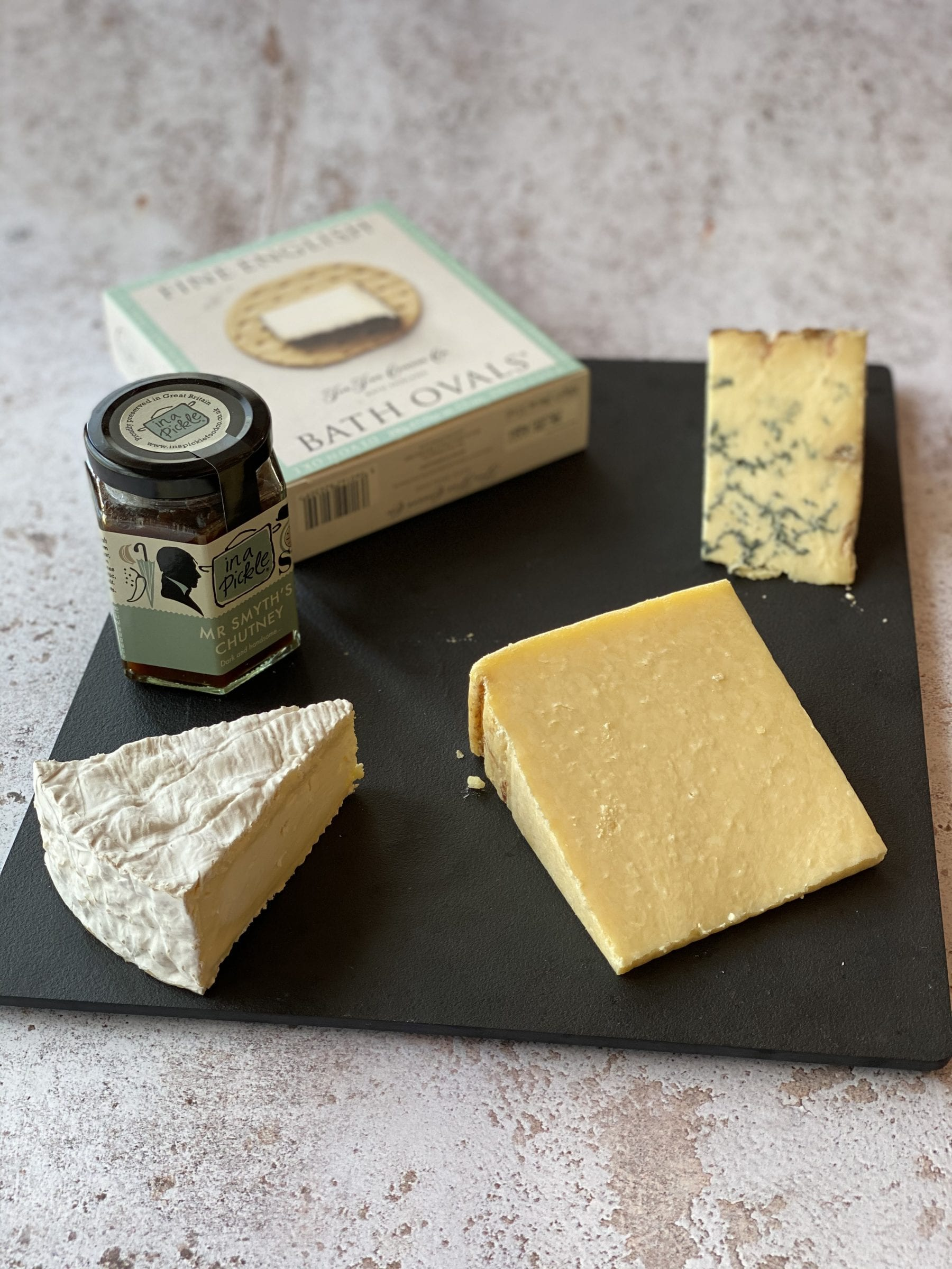 The Classic Cheeseboard