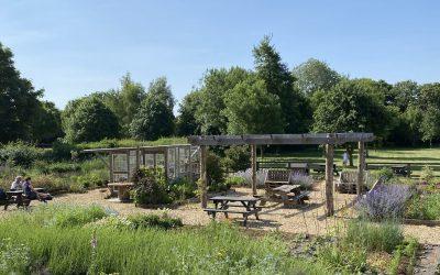 The Garden Kitchen at Hartley Farm