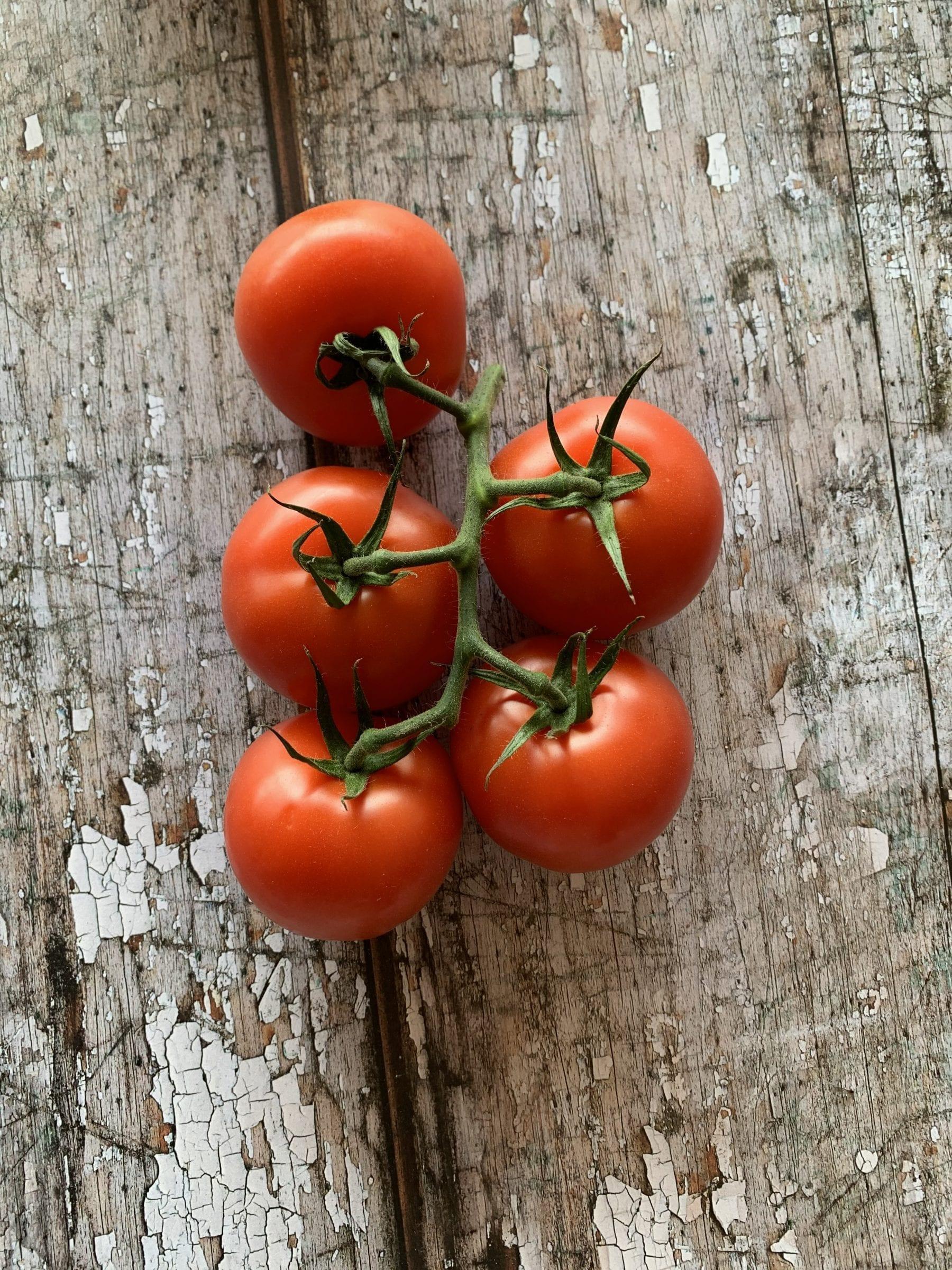 Classic Vine Tomatoes - Isle of Wight 500g