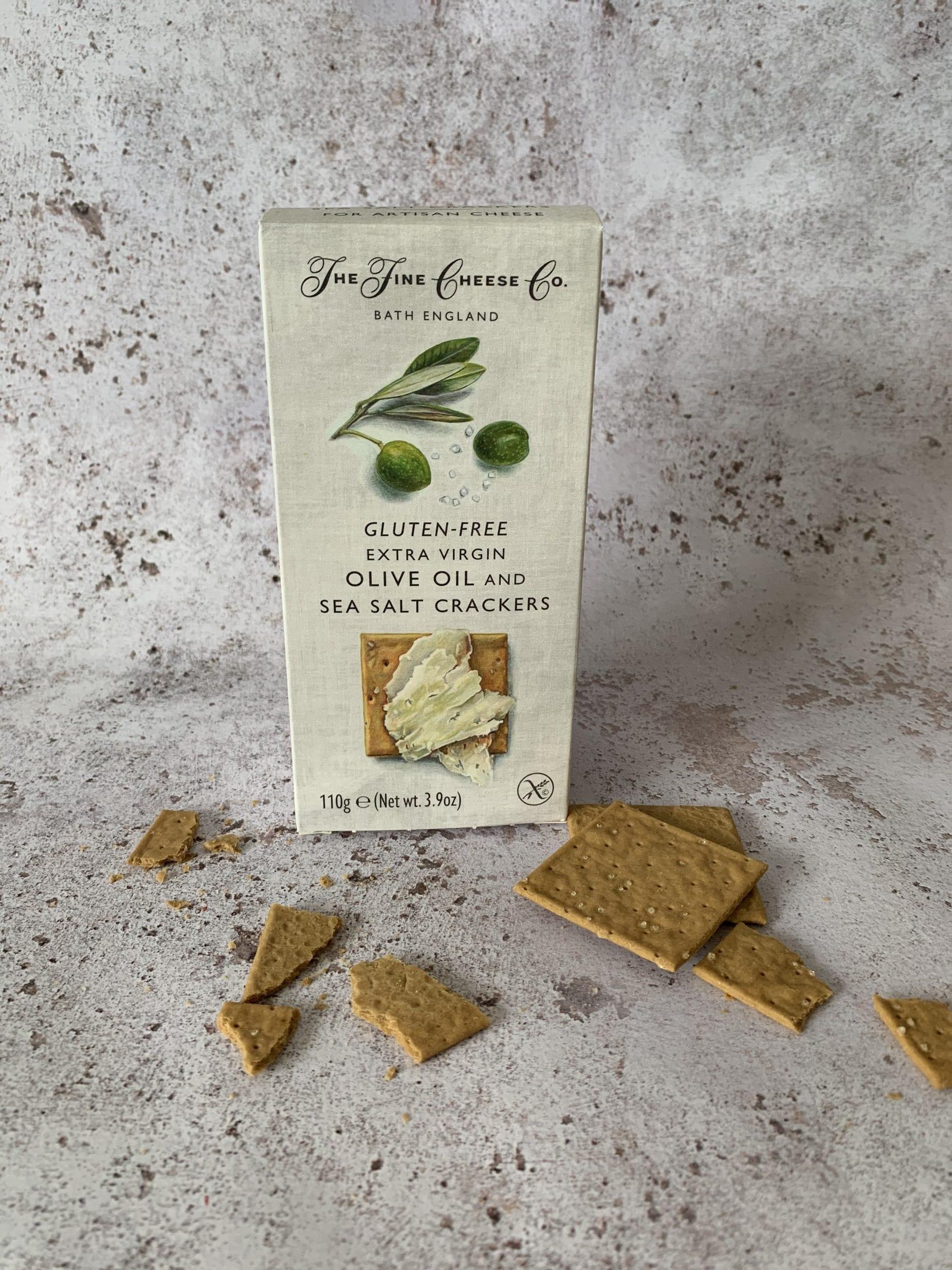 GF Olive Oil cracker
