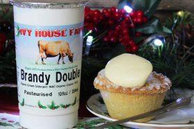 brandy double cream