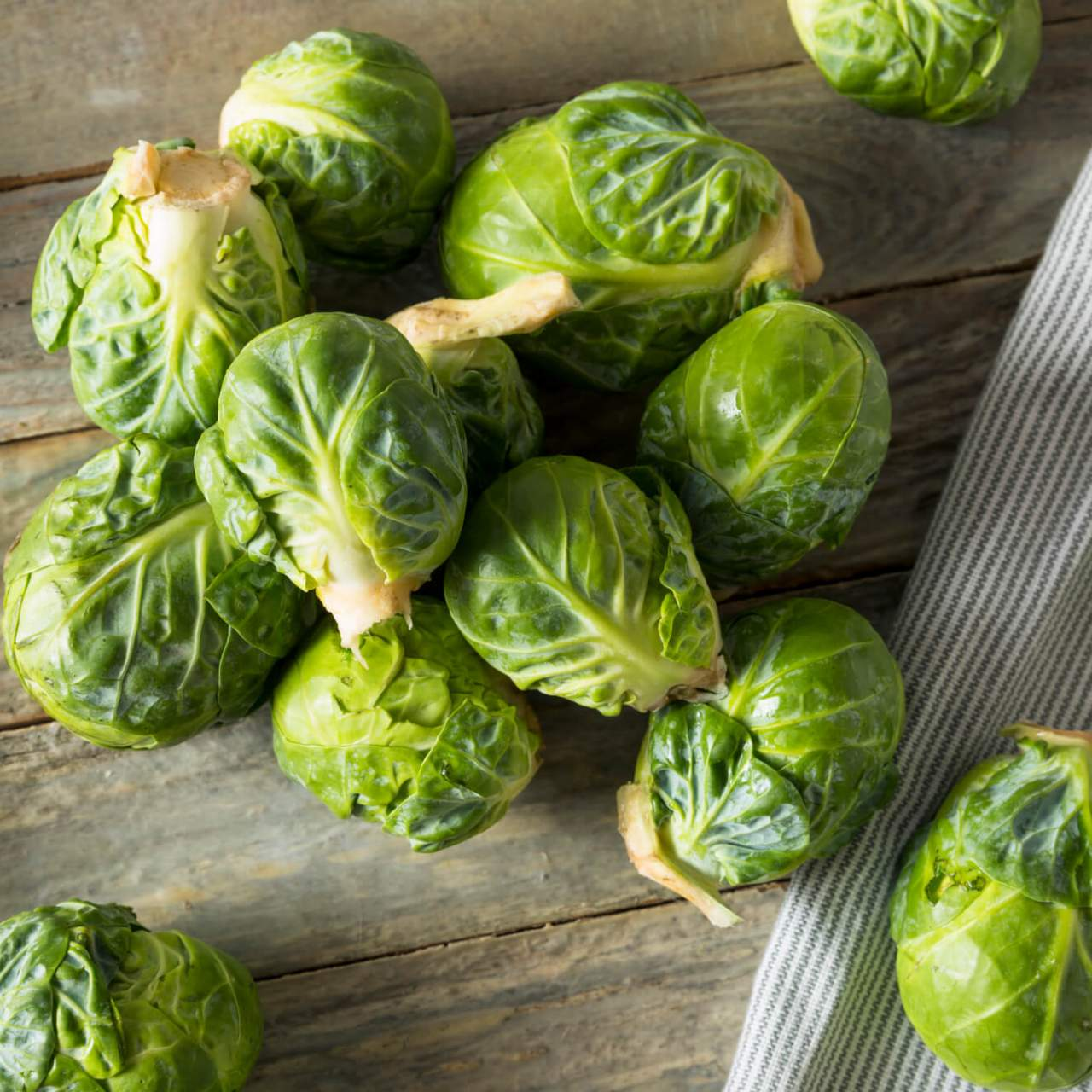 Brussels Sprouts (loose)- 250g