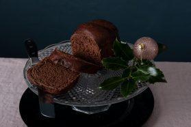 Chocolate & orange brioche