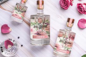 Rose & Hibiscus London Dry Gin