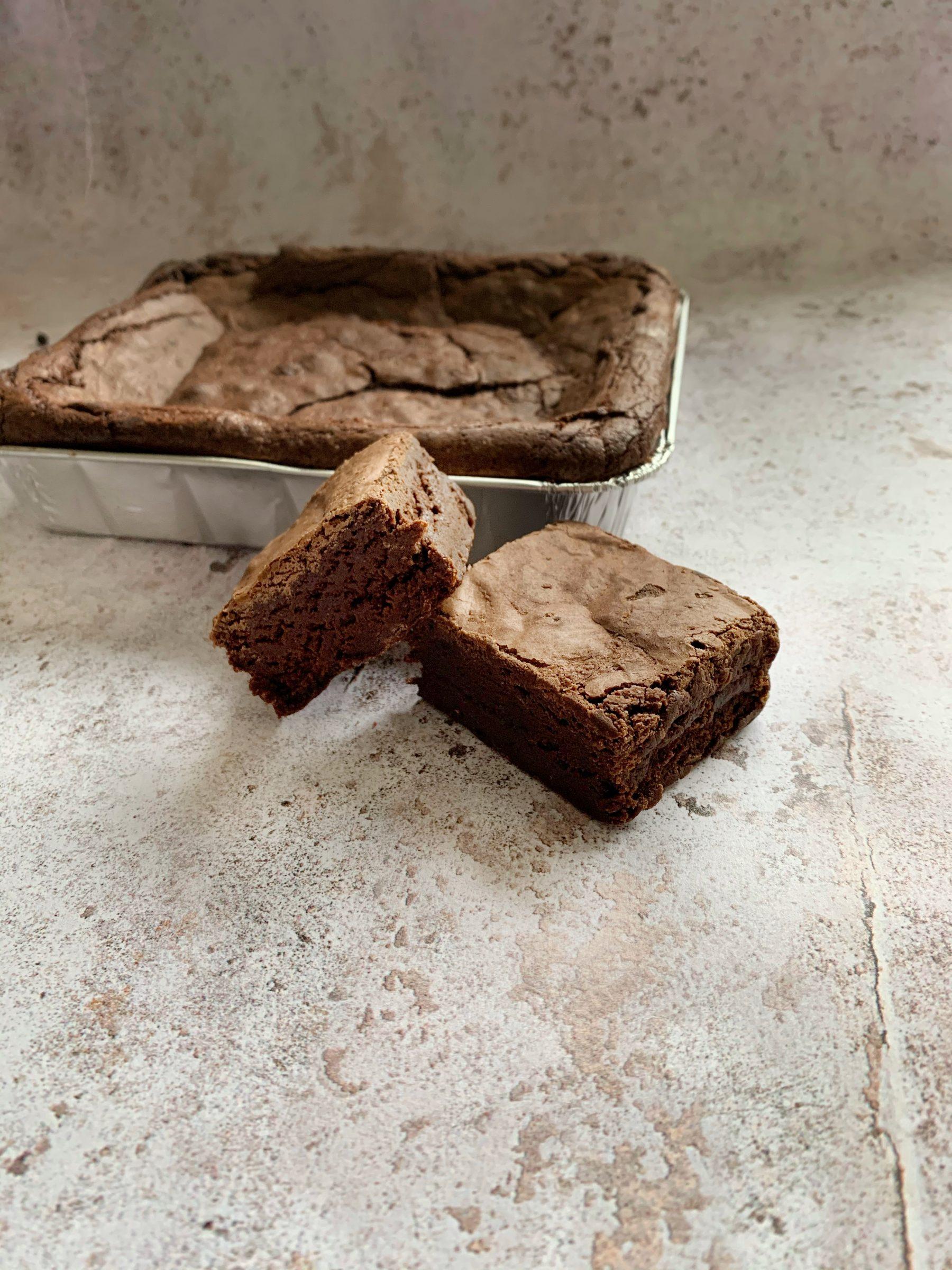 Hartley Farm Chocolate Brownie